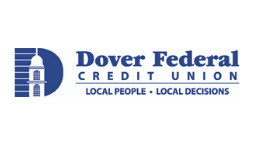 Dover Federal Credit Union logo CM